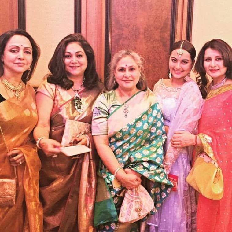 Salaamat Rahe Dostaana Amitabh Bachchan Attends Shatrughan