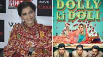 Sonam gives reasons, why you should watch her film 'Dolly Ki Doli'