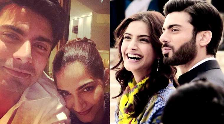 Sonam Kapoor and Fawad Khan were seen sharing screen space in the movie 'Khoobsurat'.