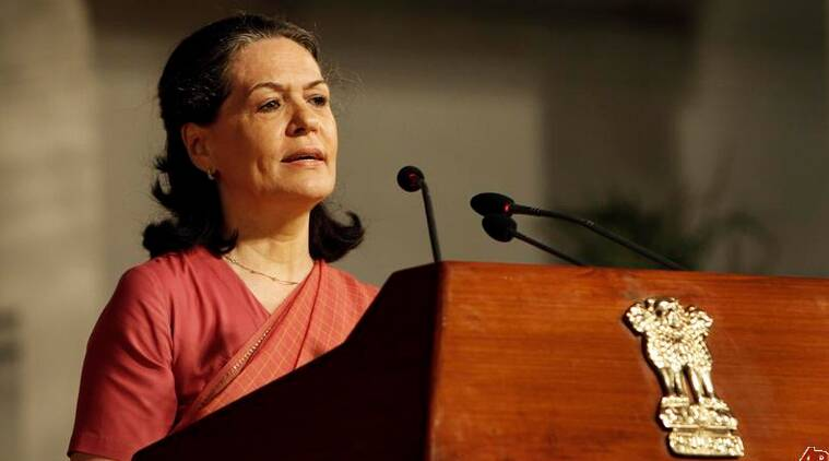The background paper for discussion on the party's revival — sent by Sonia Gandhi — has sought suggestions under various heads including 'leadership'.