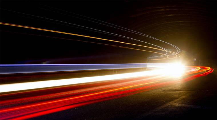 Scientists slow down speed of light