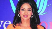 Sridevi's next is Puli, a Tamil film