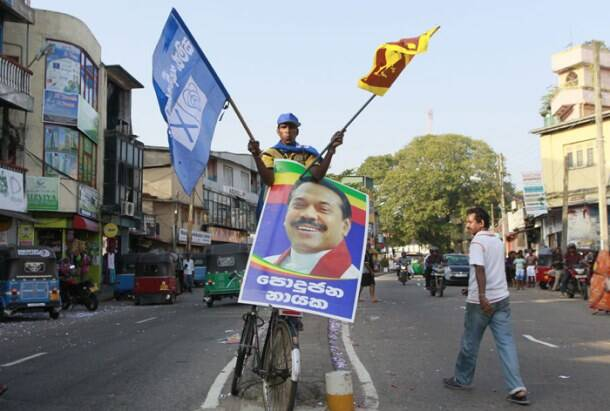 sri lanka, rajapaksa, sri lanka elections, sri lanka polls, sri lanka poll results, world news, sri lanka news, sri lanka election results