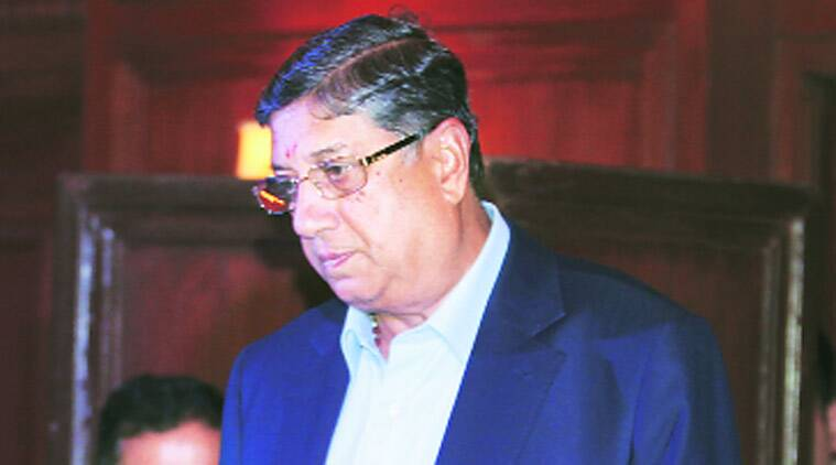 N Srinivasan, BCCI, Supreme Court, IP:, Spot fixing, Cricket