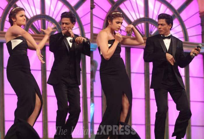 shah rukh khan, alia bhatt, screen awards 2015
