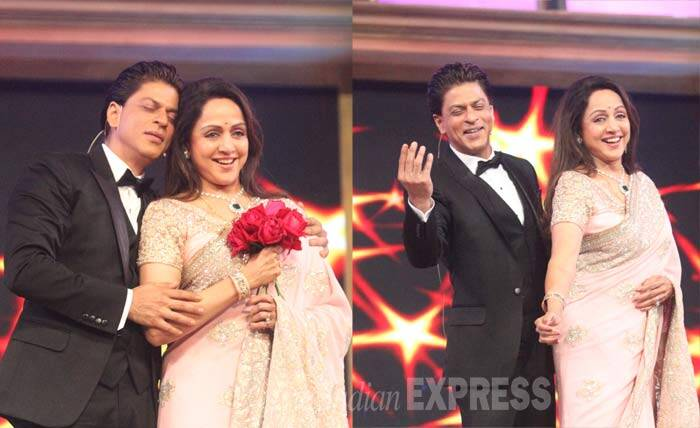 shah rukh khan, screen awards 2015, screen awards moments