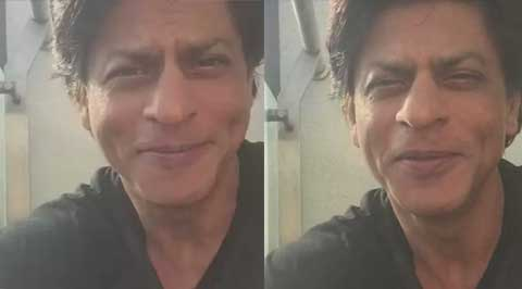 Shah Rukh Khan 'video tweet's his fans, calls it 'really cool'