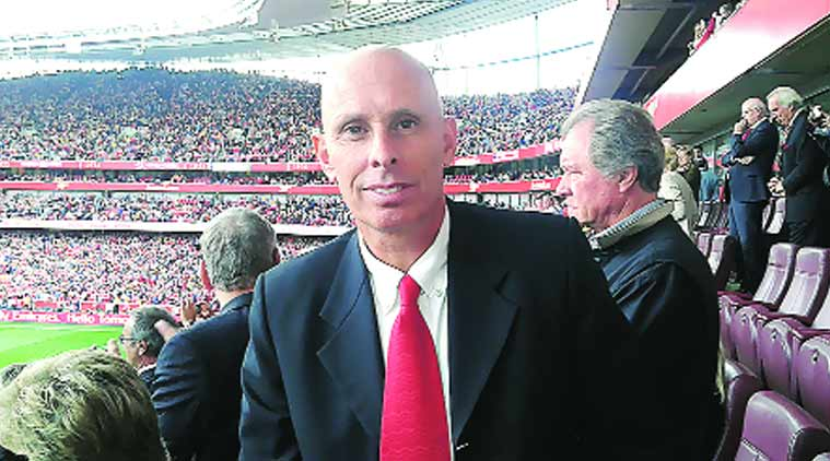 stephen constantine, new indian football coach