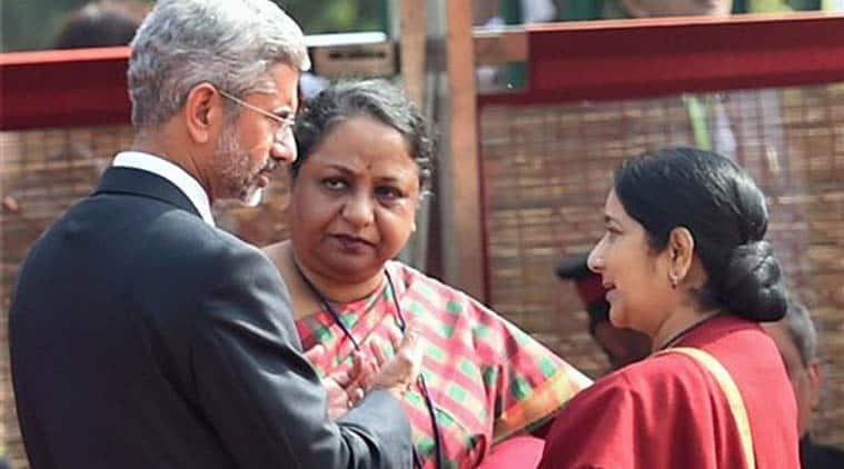 Foreign Secretary, Sujata Singh, S Jaishankar, Narendra Modi, External affairs ministry