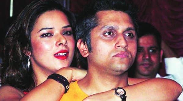 Mohit Suri and Udita Goswami