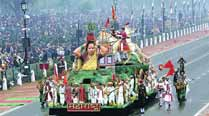 R-Day parade: 20 years later, Maharashtra tableau wins top honour