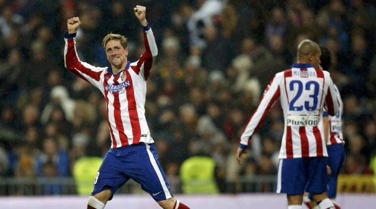 Fernando Torres, Fernando Torres Football, Fernando Torres Spanish La Liga, Real Madrid vs Atletico de Madrid, Atletico de Madrid vs Real Madrid, Real Madrid King's Cup, King's Cup Real Madrid, Football News, Football