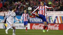 Atletico Madrid beat Real Madrid 2-0 on Fernando Torres return
