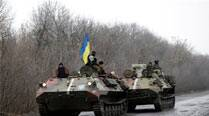 Mediators seek Ukraine truce as 15 troops killed