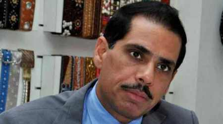 Robert Vadra's VIP status decided his firm's licence for Gurgaon, officers told Dhingra Commission