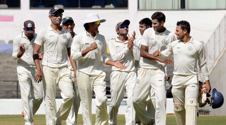 Ranji Trophy: Vidarbha rout Delhi by an innings and 93 runs | The Indian Express