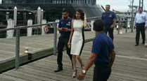 No more hide 'n' seek for Virat and Anushka, couple enjoy day out in Sydney