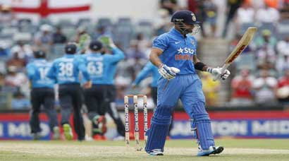India vs England, tri-series 6th ODI: England pile more misery on India