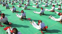 Yoga complemented with medical treatment can combat cancer: PGI doc