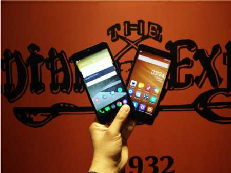 Yu Yureka, Xiaomi Redmi Note, Yureka vs Redmi Note 4G