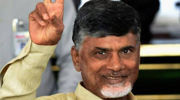 Chandrababu Naidu, Nara Lokesh, andhra pradesh, union front government, TDP, telugu desam, andhra pradesh news, andhra news, andhra, india news, indian express