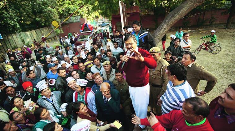 Arvind Kejriwal, AAP, Aam Aadmi Party, AAP Delhi polls,