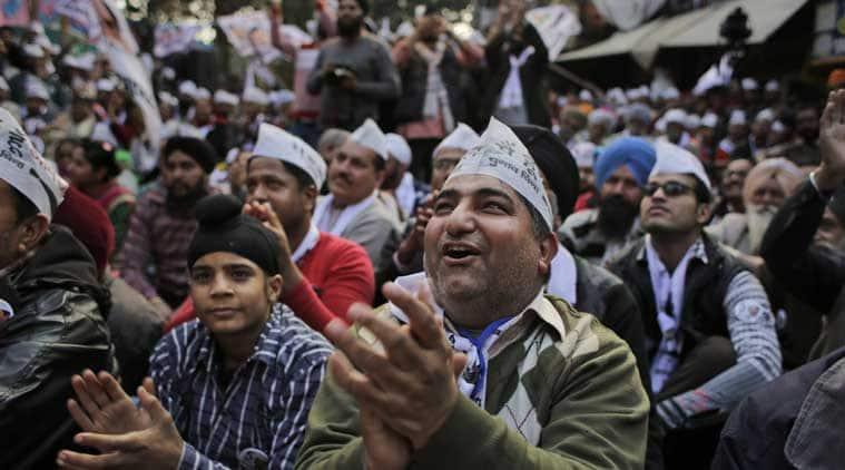 Live election results, Delhi election results, Delhi election 2015, Arvind Kejriwal, AAP,