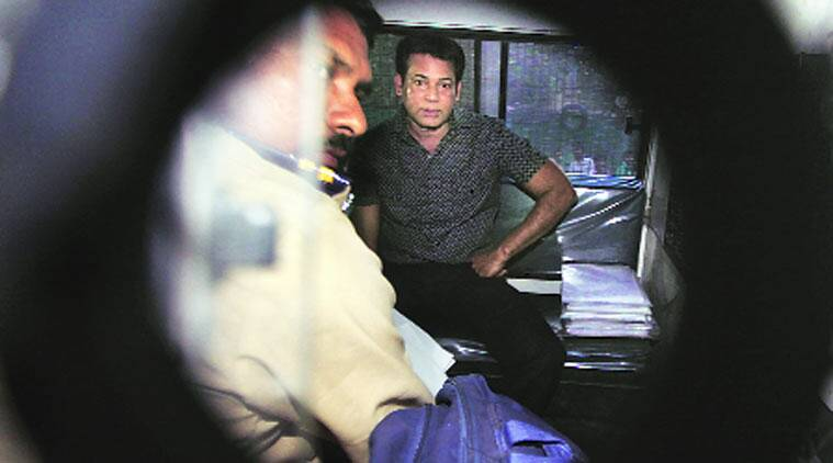 Abu Salem, Gangster Abu salem, TADA court, 1993 mumbai blasts case, mumbai blasts, underworld, don, India news, indian express news