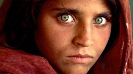 National Geographic's green eyed 'Afghan girl' has been living in Pak on fakepapers