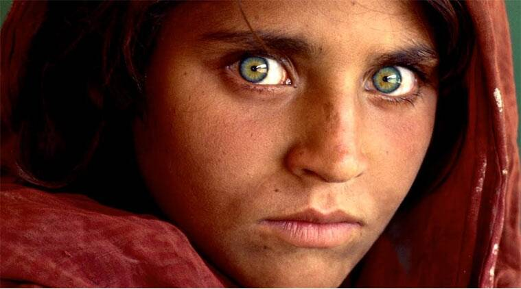 afghan girl, afghan girl now, sharbat gula, sharbat gula now, afghan girl pakistan, afghan girl pak, world news, indian express,