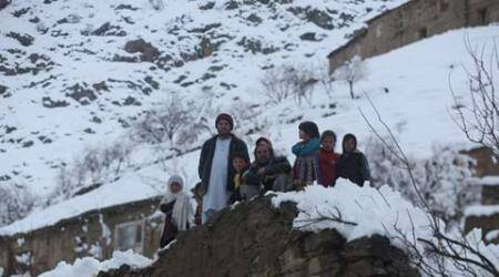 Avalanche in Afghanistan kills 162, toll may rise
