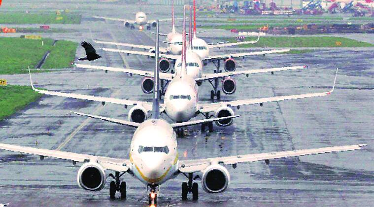 In 2014, around 67 suspected bird strikes at the Mumbai airport were reported to the Directorate General of Civil Aviation (DGCA), up from 49 suspected bird strikes in 2013.