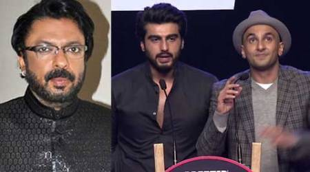 AIB Knockout: Sanjay Leela Bhansali finds Ranveer Singh's roast 'cheap'
