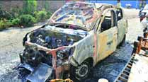 Hours after family bought it, Maruti Alto 800 goes up in flames