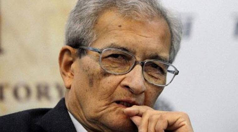 Amartya Sen, Narendra Modi, bjp government, nda government, modi government, Congress, Nehruvian socialism, Nobel laureate Amartya Sen, tavleen singh column, indian express column, ie column,