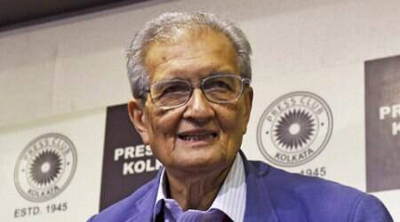The government would have loved it if I had quietly slunk away, but that I was not willing to do: Amartya Sen