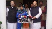 BJP, PDP seal alliance to form govt: Talks with Hurriyat, phased AFSPA rollback