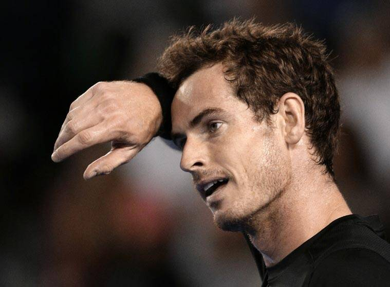 Andy Murray Vs Novak Djokovic Australian Open Final As It Happened Sports News The Indian Express