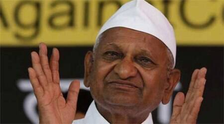 Now, Anna Hazare seeks action against villagers protesting toll collection