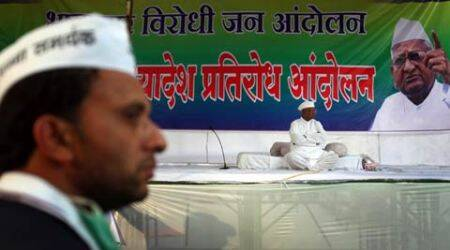 Farmers' organisations say 2-day sit-in not Anna Hazare show