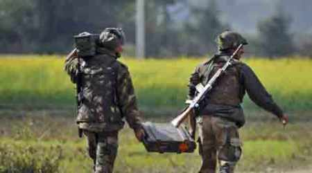 Three IEDs recovered in Kashmir