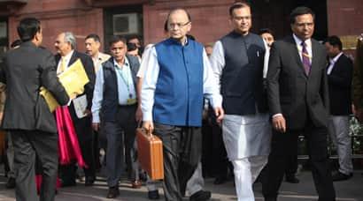 Arun Jaitley presents Narendra Modi govt's first budget