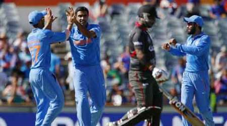India take UAE for a spin at the WACA