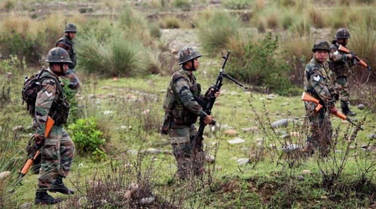 ceasefire violations, pakistan ceasefire vilations, pakistan firing, Pakistani Rangers, R S Pura sector, jammu firing, india news, indian express