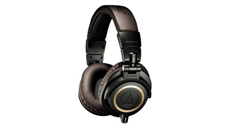 Audio-Technica, ATH-M50xDG Professional Monitor limited edition headphone
