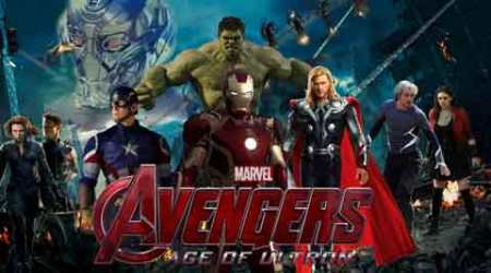 'Avengers: Age of Ultron' to release in India on April24