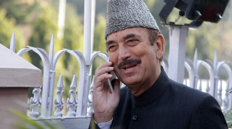 Ghulam Nabi Azad On Nitish Kumar Joining Hands With TheBJP