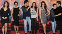 Badlapur success bash: Varun Dhawan celebrates with friends and co-stars