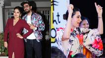 Ayushmann-Bhumi's dinner date, Karisma Kapoor's day out with kids