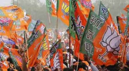 State BJP plans to look beyond 'farcical civic polls', focus on 2016 assembly
